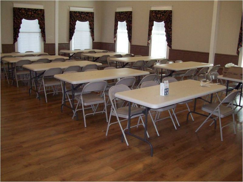 Events Room Tables