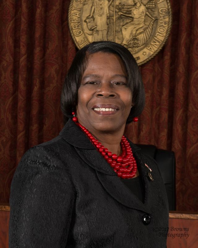 Commissioner District 1 Vicky Darden